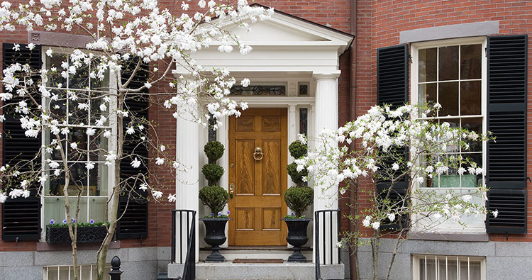 Choosing a Front Entry Door